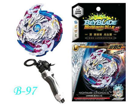 Волчок BeyBlade Burst Nightmare Longinus B-97