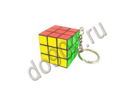 Брелок Кубик-Рубика