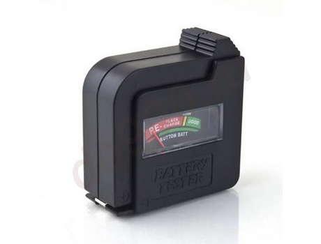 Тестер батареек 1.2