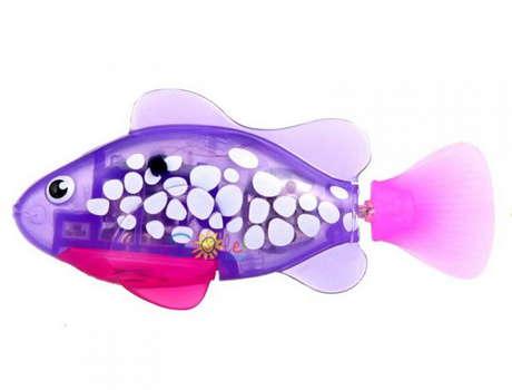 Робо рыбка