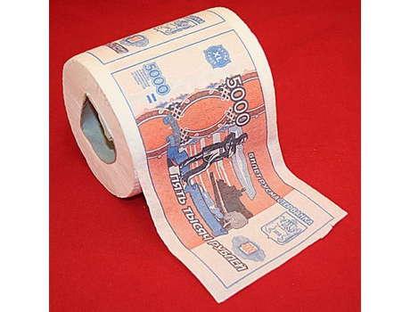 Tуалетная бумага 5000 руб