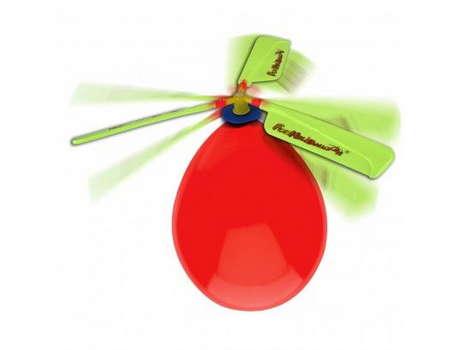 Вертолет в шаре