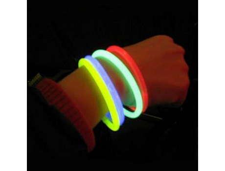 Светящиеся браслеты (10 шт)