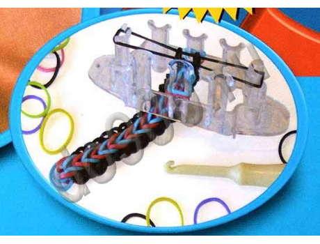 Набор для плетения из резинок (мини)