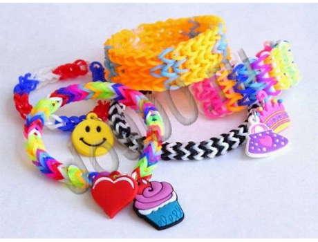 Кулоны для плетения браслетов