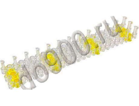 Станок для плетения браслетов из резинок