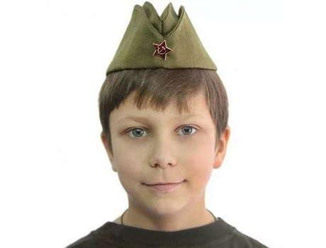 Солдатская пилотка