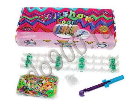Набор для плетения браслетов Topshow Loom