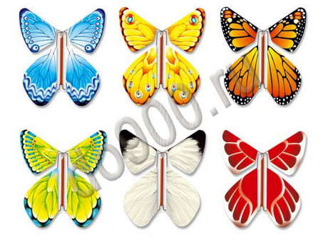 Летающая бабочка - Magic Flyer