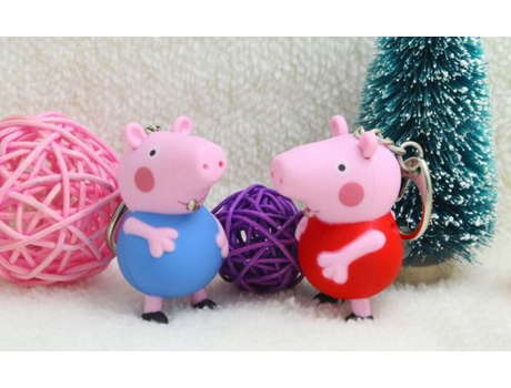 Брелок Новогодняя Свинка