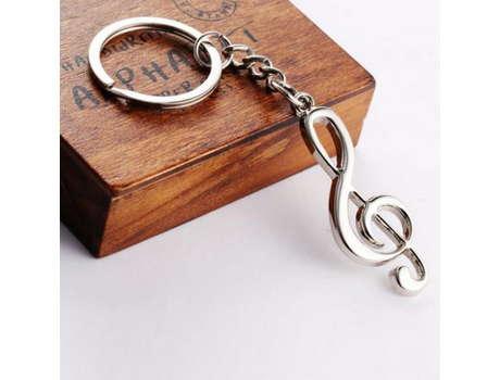 Брелок (подарок музыканту)