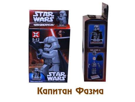 Фигурки Звездные войны - Капитан Фазма