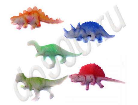 Динозавры растущие в воде