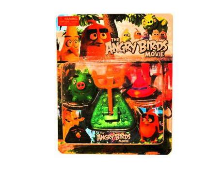 Angry Birds с катапультой