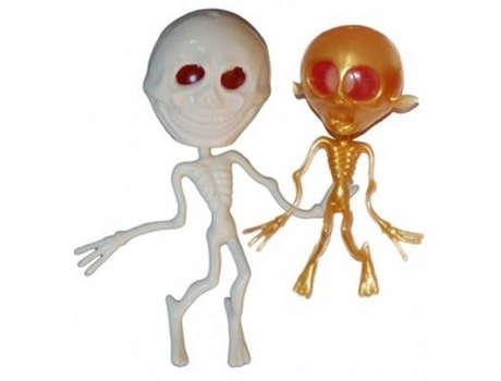 Лизун скелет