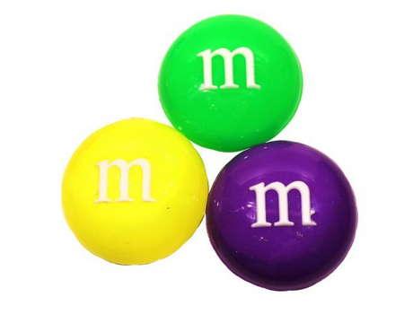Жвачка для рук M&M большая