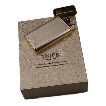 Электроимпульсная, 2х дуговая USB зажигалка Tiger