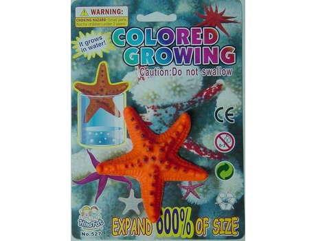 Большие игрушки растущие в воде