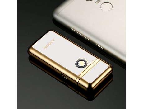 Сенсорная электроимпульсная USB зажигалка Jobon