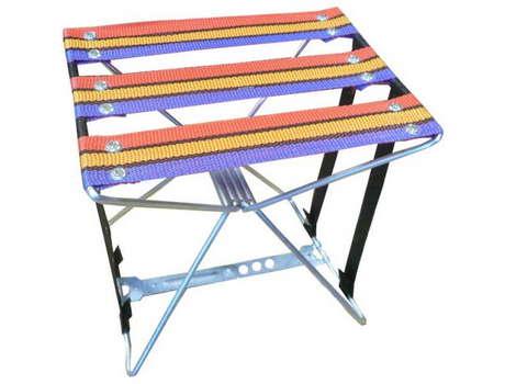 Складной стул для пикника