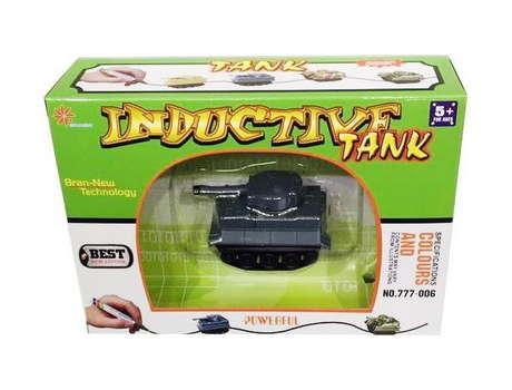 Индуктивная машинка Танк n1