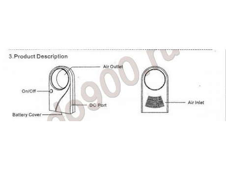 USB кондиционер