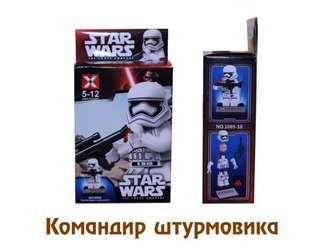 Фото товара Фигурки Звездные войны - Командир штурмовика