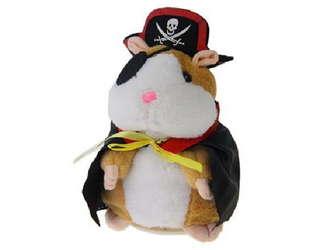 Повторюшка Хомяк пират