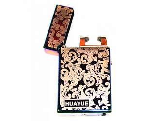 Фото товара Женская электроимпульсная, дуговая USB зажигалка