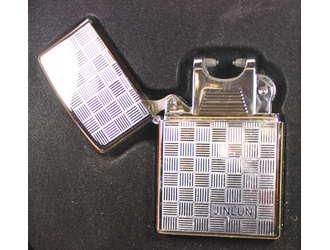 Фото товара Дуговая, электроимпульсная USB зажигалка Jin Lun 5