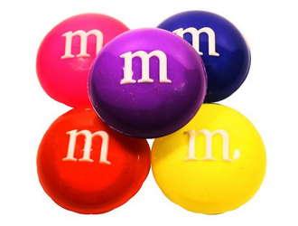 Фото товара Жвачка для рук M&M большая