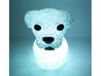 Фото товара Светящаяся собака