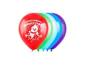 Фото товара Новогодние воздушные шары
