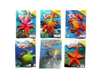 Фото товара Большие игрушки растущие в воде